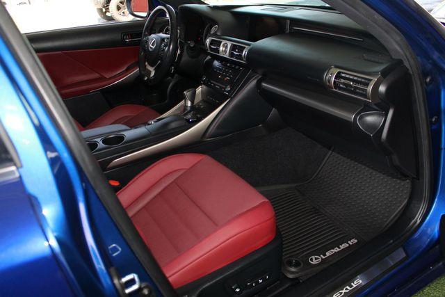 2016 Lexus IS 350 AWD F SPORT - NAV - BLIND SPOT - RADAR CRUISE! Mooresville , NC 35