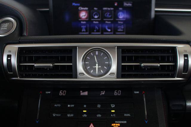 2016 Lexus IS 350 AWD F SPORT - NAV - BLIND SPOT - RADAR CRUISE! Mooresville , NC 43