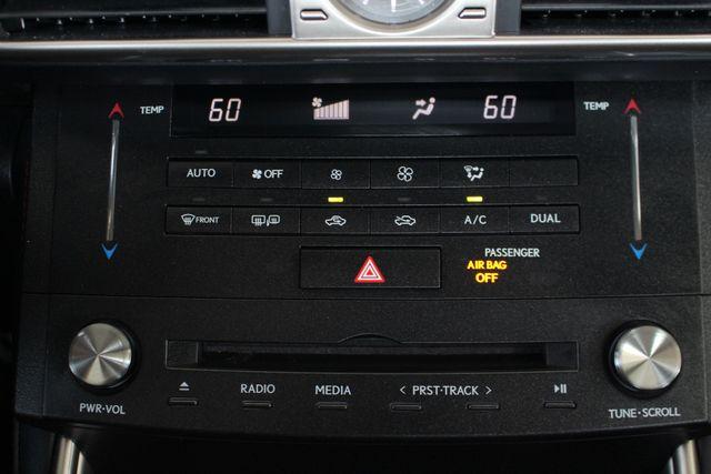 2016 Lexus IS 350 AWD F SPORT - NAV - BLIND SPOT - RADAR CRUISE! Mooresville , NC 44