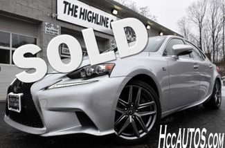 2016 Lexus IS 350 4dr Sdn AWD Waterbury, Connecticut