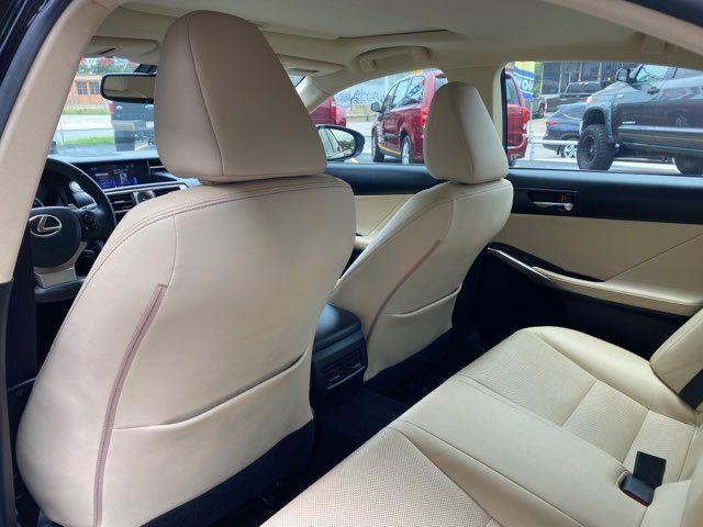 2016 Lexus IS in San Antonio, TX 78212