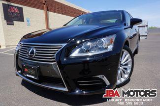 2016 Lexus LS 460 AWD LS460 Sedan All Wheel Drive LOADED ~ $81k MSRP   MESA, AZ   JBA MOTORS in Mesa AZ