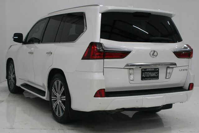 2016 Lexus LX 570 Houston, Texas 14