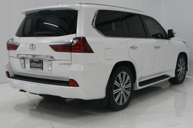 2016 Lexus LX 570 Houston, Texas 15