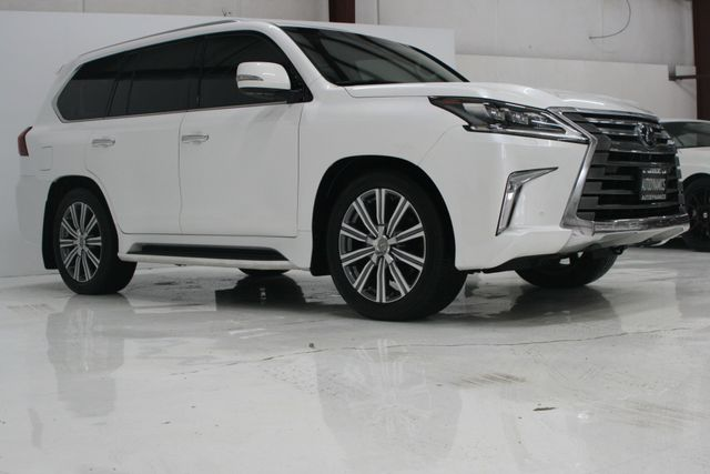 2016 Lexus LX 570 Houston, Texas 4