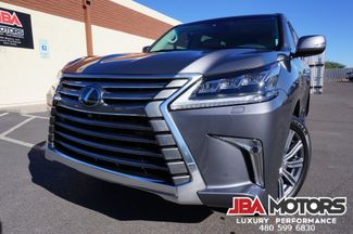 2016 Lexus LX 570 4x4 LX570 4WD SUV ~ Highly Optioned HUGE $96k MSRP | MESA, AZ | JBA MOTORS in Mesa AZ