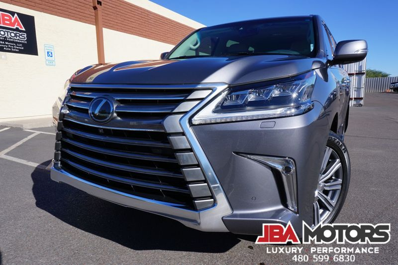 2016 Lexus LX 570 4x4 LX570 4WD SUV ~ Highly Optioned HUGE $96k MSRP   MESA, AZ   JBA MOTORS in MESA AZ