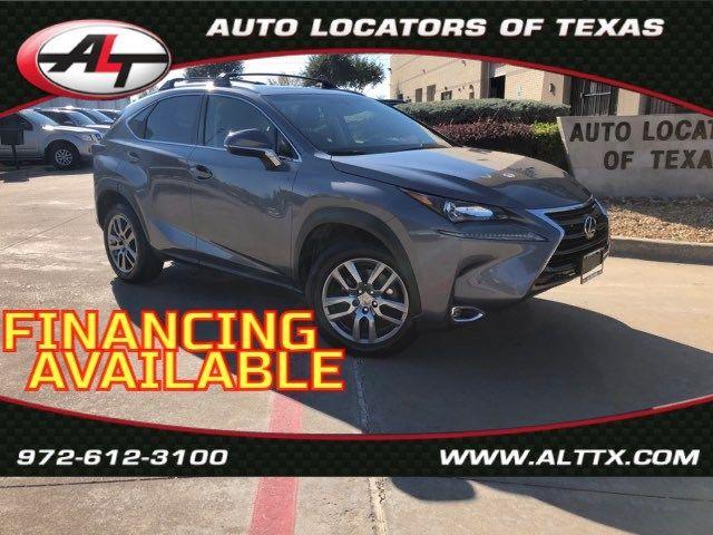 2016 Lexus NX 200t in Plano, TX 75093
