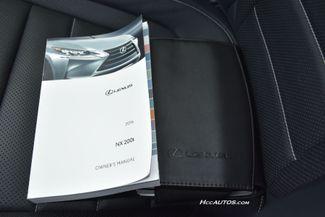 2016 Lexus NX 200t AWD 4dr Waterbury, Connecticut 47