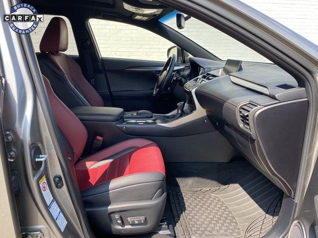 2016 Lexus NX 200t F Sport Madison, NC 10