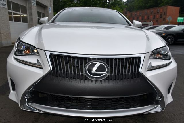 2016 Lexus RC 300 2dr Cpe Waterbury, Connecticut 11