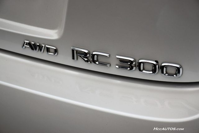 2016 Lexus RC 300 2dr Cpe Waterbury, Connecticut 17