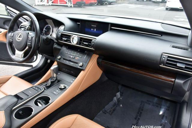 2016 Lexus RC 300 2dr Cpe Waterbury, Connecticut 24