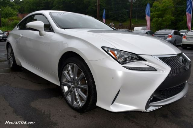 2016 Lexus RC 300 2dr Cpe Waterbury, Connecticut 10