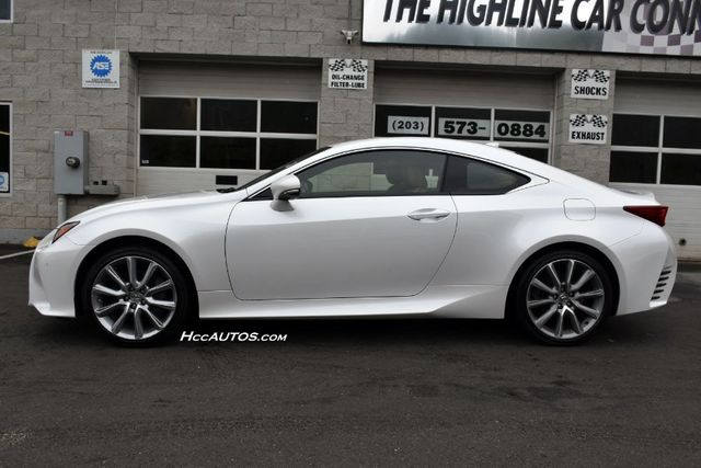2016 Lexus RC 300 2dr Cpe Waterbury, Connecticut 5