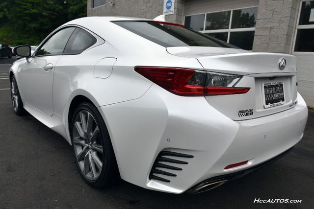 2016 Lexus RC 300 2dr Cpe Waterbury, Connecticut 6