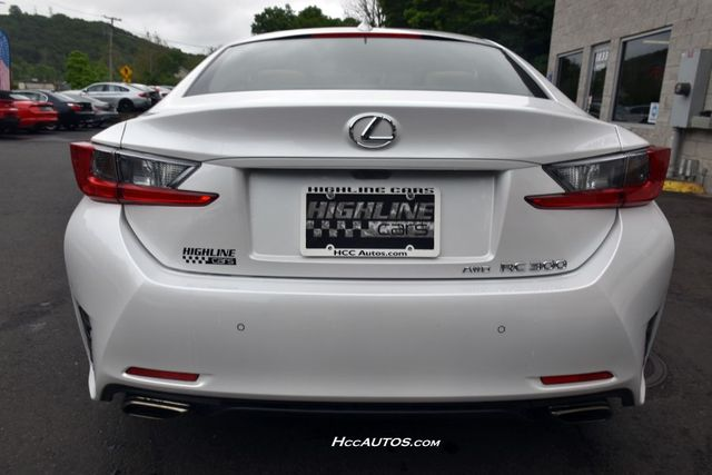2016 Lexus RC 300 2dr Cpe Waterbury, Connecticut 7