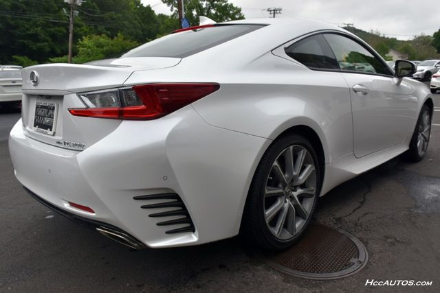 2016 Lexus RC 300 2dr Cpe Waterbury, Connecticut 8