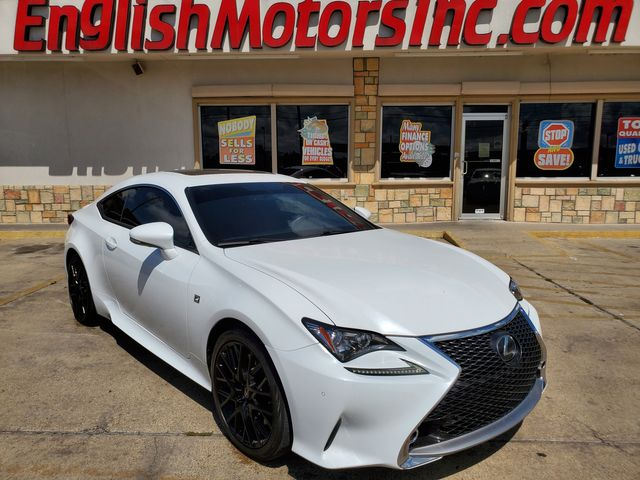 2016 Lexus RC 350 in Brownsville, TX 78521