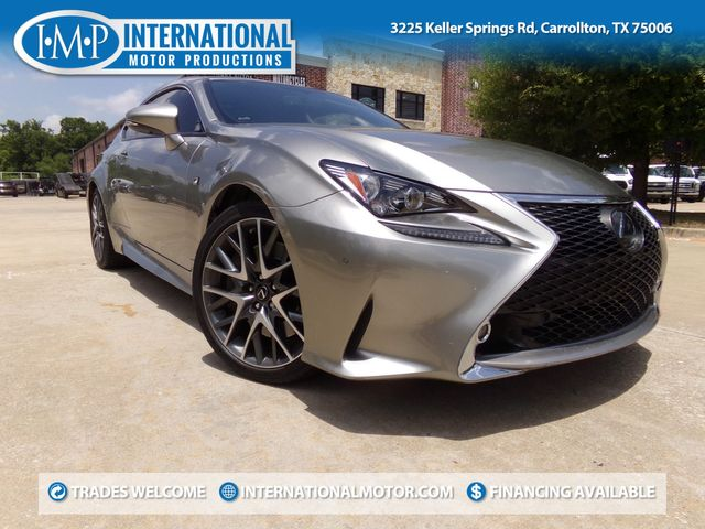 2016 Lexus RC 350 in Carrollton, TX 75006