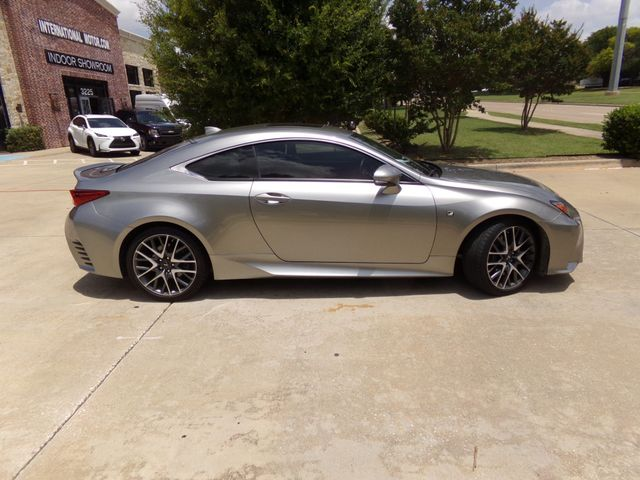 2016 Lexus RC 350 F Sport in Carrollton, TX 75006