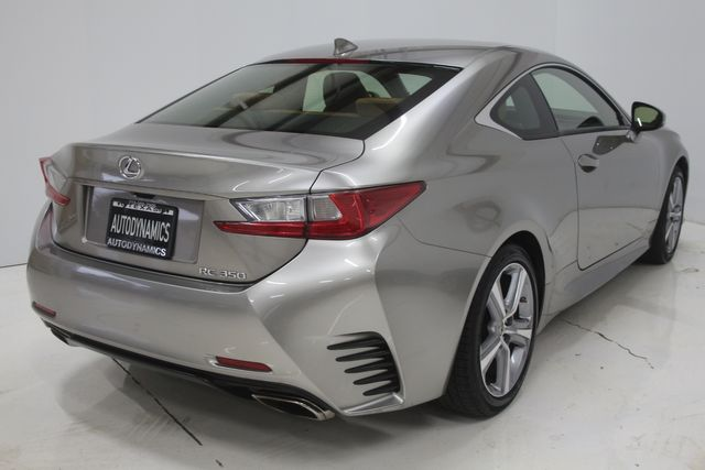 2016 Lexus RC 350 Houston, Texas 10