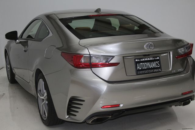 2016 Lexus RC 350 Houston, Texas 14