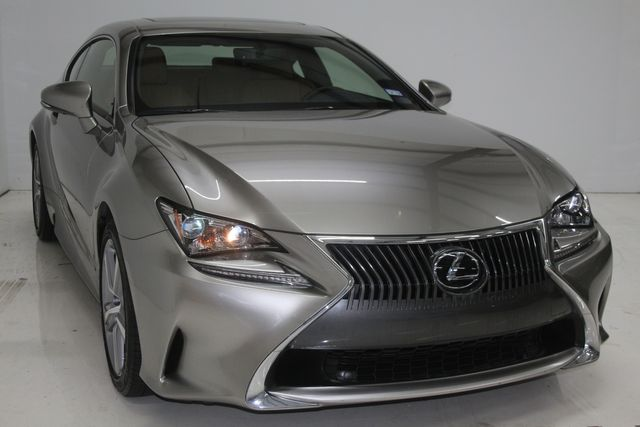 2016 Lexus RC 350 Houston, Texas 6