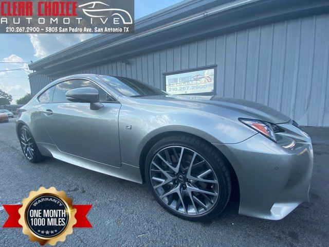 2016 Lexus RC 350 in San Antonio, TX 78212