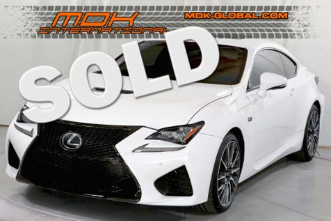 2016 Lexus RC F - M/L Sound - LED lights - 19