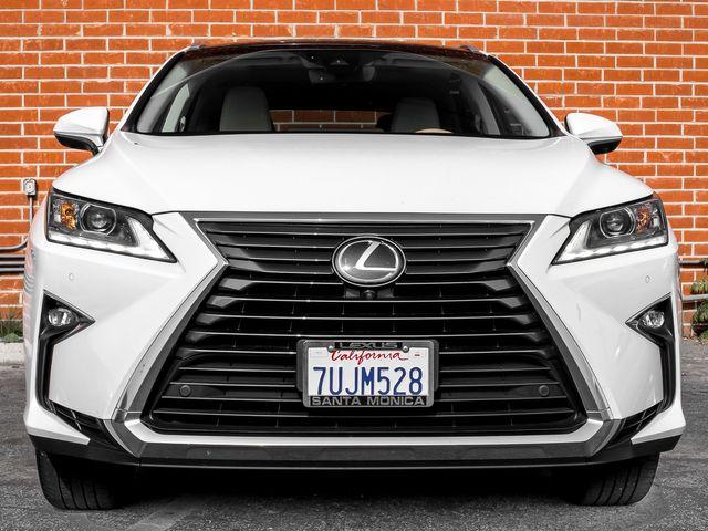 2016 Lexus RX 350 Burbank, CA 2