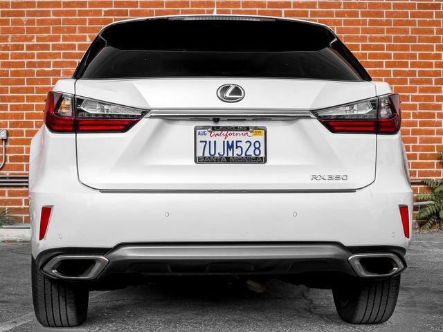 2016 Lexus RX 350 Burbank, CA 3