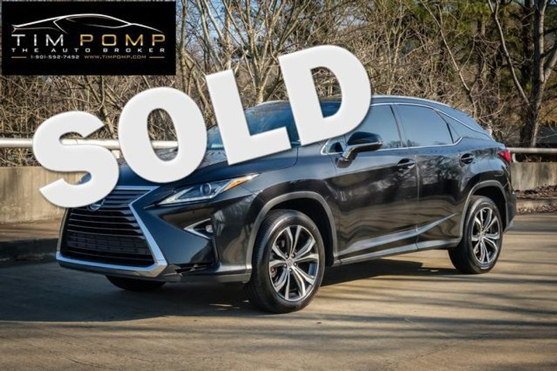 2016 Lexus RX 350 SUNROOF heated & cooled leather seats  | Memphis, Tennessee | Tim Pomp - The Auto Broker in Memphis Tennessee