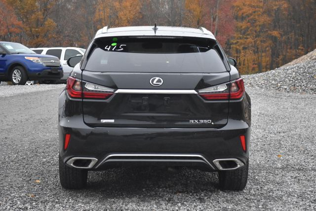 2016 Lexus RX 350 F Sport Naugatuck, Connecticut 3
