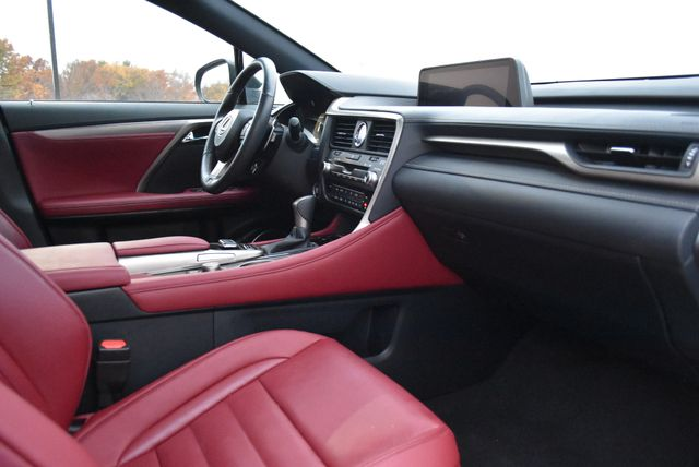 2016 Lexus RX 350 F Sport Naugatuck, Connecticut 8