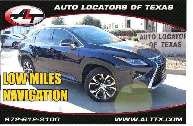 2016 Lexus RX 350 Base in Plano, TX 75093