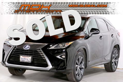 2016 Lexus RX 450h - Nav - Cooled / Heated seats - Back up camera in Los Angeles