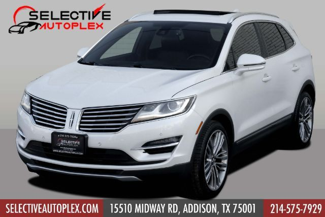 2016 Lincoln MKC Reserve*PANO ROOF*TECH *PACK*NAV*HTD SEATS*