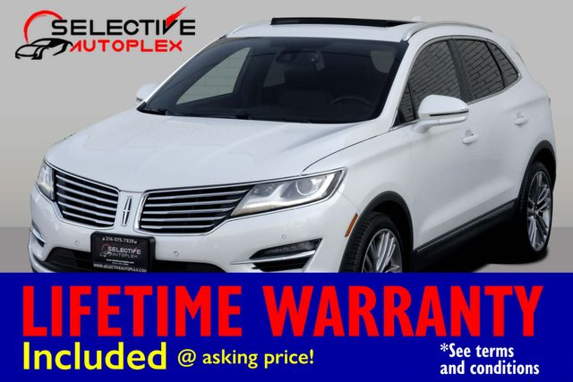 2016 Lincoln MKC Reserve, NAV, PANO ROOF, HEATED/COOLED FRONT SEATS
