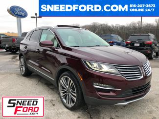 2016 Lincoln MKC Reserve AWD 2.3L I4 in Gower Missouri, 64454