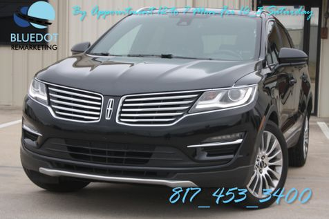 2016 Lincoln MKC Reserve   NAVIGATION-Heat Cooled Seats- Blind Spot Monitor-31K RETAIL VALUE~ in Mansfield, TX