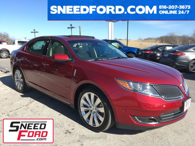 2016 Lincoln MKS EcoBoost AWD