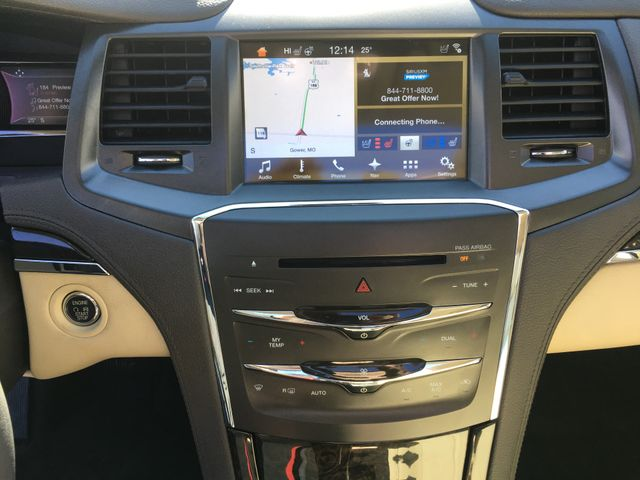 2016 Lincoln MKS EcoBoost AWD in Gower Missouri, 64454