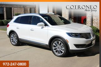 2016 Lincoln MKX Reserve AWD in Addison TX, 75001