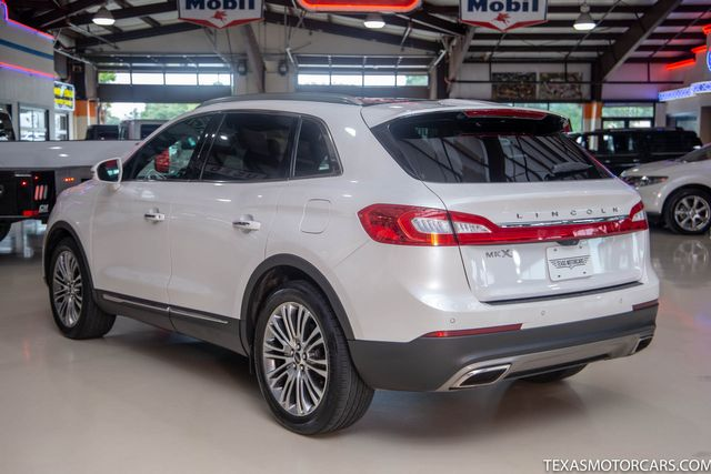 2016 Lincoln MKX Reserve in Addison, Texas 75001