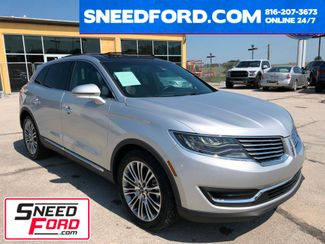 2016 Lincoln MKX AWD 3.7L V6 Reserve in Gower Missouri, 64454