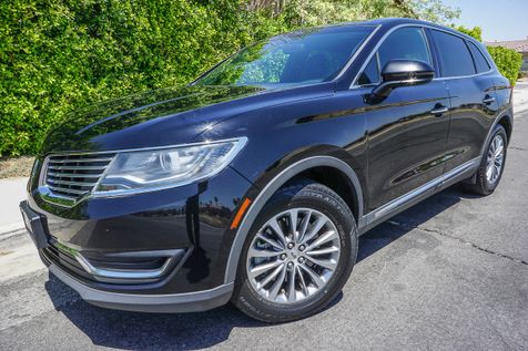 2016 Lincoln MKX Select in Cathedral City