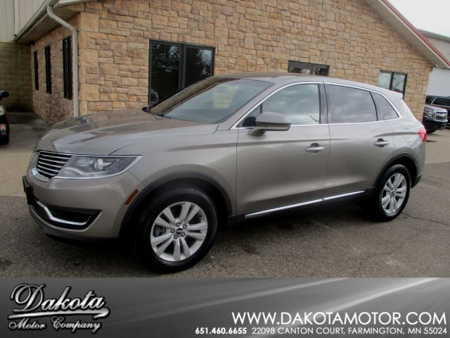 2016 Lincoln MKX Premiere Farmington, MN