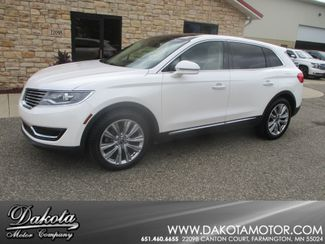 2016 Lincoln MKX Reserve Farmington, MN