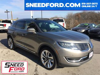 2016 Lincoln MKX Reserve AWD 2.7L in Gower Missouri, 64454